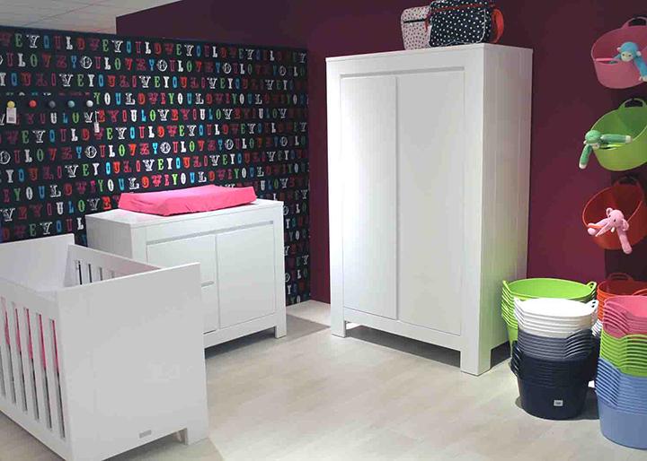 De mooiste slaapkamertjes voor je baby vind je bij paradisio - Gordijn voor baby kamer ...