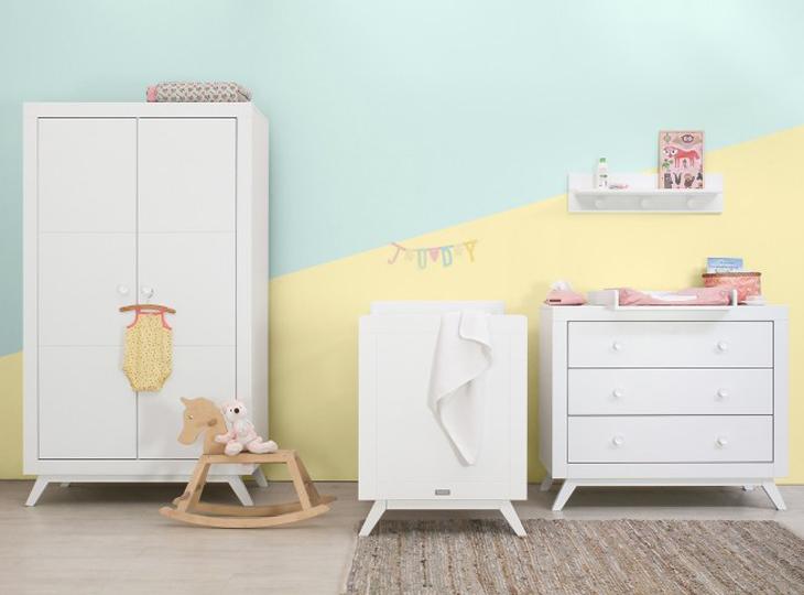 De Mooiste Babykamers.De Mooiste Slaapkamertjes Voor Je Baby Vind Je Bij Paradisio