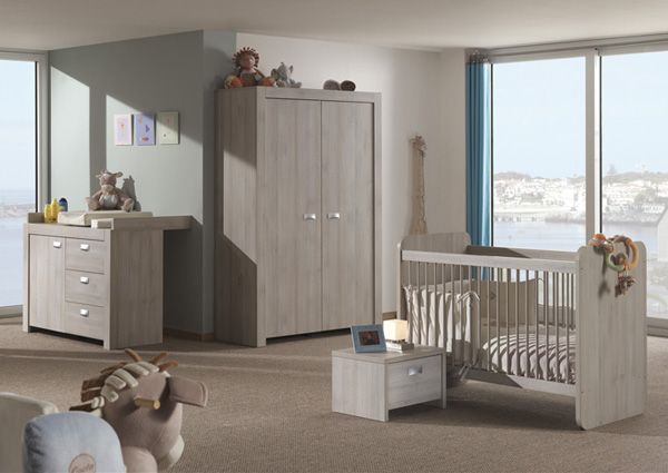 Awesome Baby Slaapkamers Contemporary - Huis & Interieur Ideeën ...