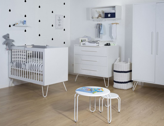Awesome Baby Slaapkamer Contemporary - Ideeën Voor Thuis ...