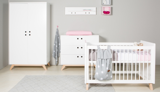 Slaapkamer Voor Baby.De Mooiste Slaapkamertjes Voor Je Baby Vind Je Bij Paradisio