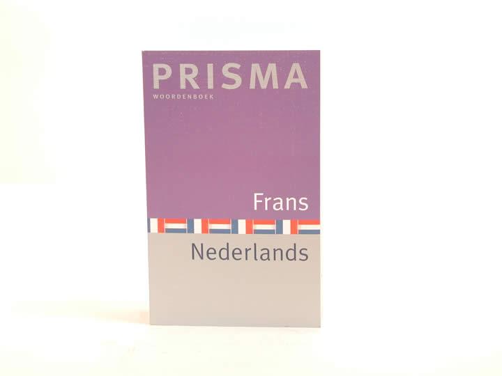 Prisma woordenboek nederlands online