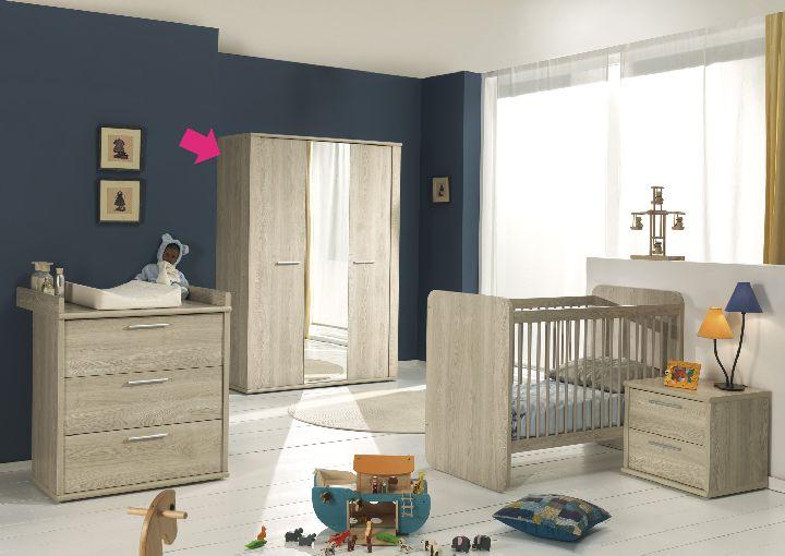 Nina paradisio - Baby slaapkamer ...