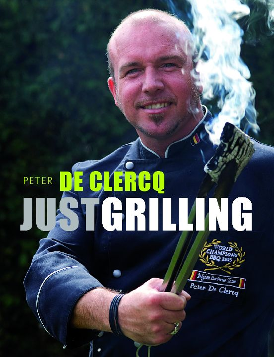 POINT-VIRGULE Kookboek, Just Grilling<br>