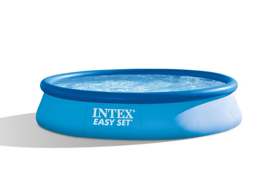 INTEX Zwembad, Easy Set<br>dia 396 x H 84 cm<br>incl. filterpomp