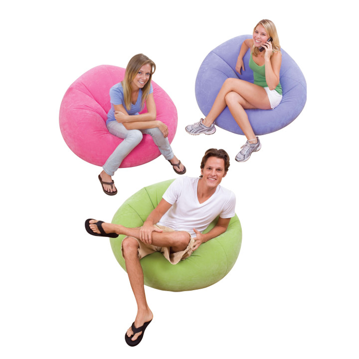 INTEX Zitzak, Beanless Bag Chair