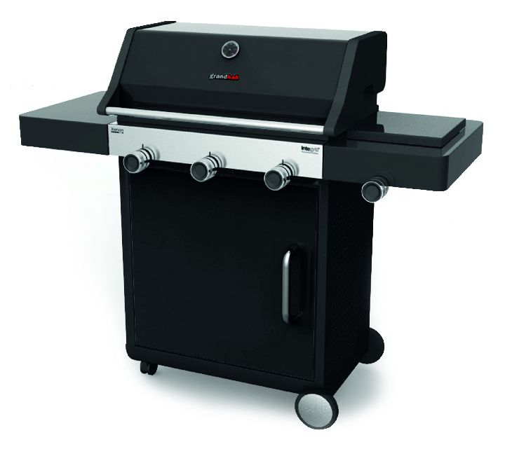 Grandhall Barbecue, Xenon, 23, black