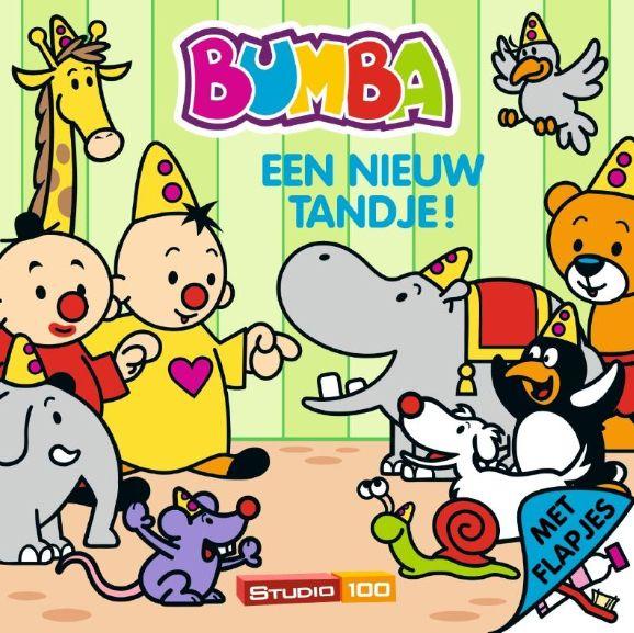 bumba doeboek een nieuw tandje