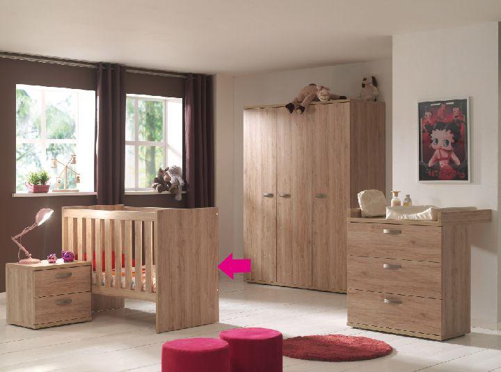 Slaapkamer Hotelsfeer : Slaapkamer eenpersoonsbed babybed omvormbaar ...