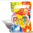 PARADISIO Feestzakjes<br>Collectie: Balloon Party,