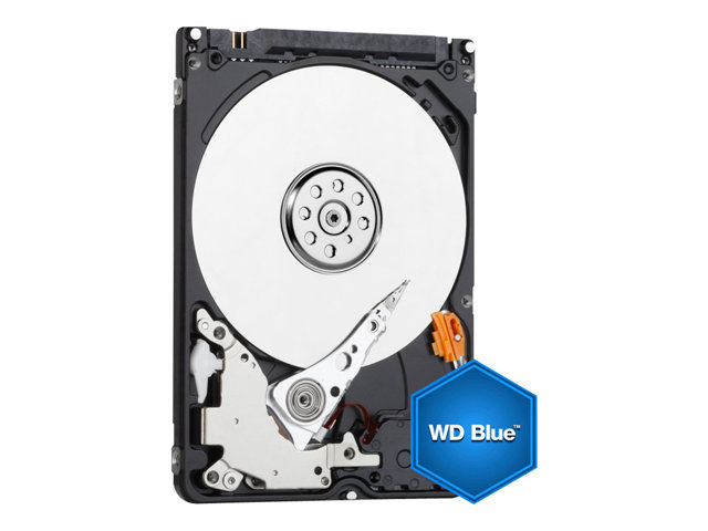 WESTERN DIGITAL Interne hdd, WESTERN DIGITAL Blue 750 GB 2,5 inch