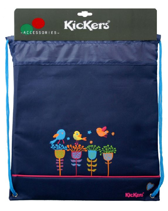 Kickers Turnzak<br>Collectie: Flowers,