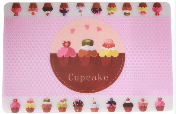 Cosy & Trendy Placemat, Cupcake