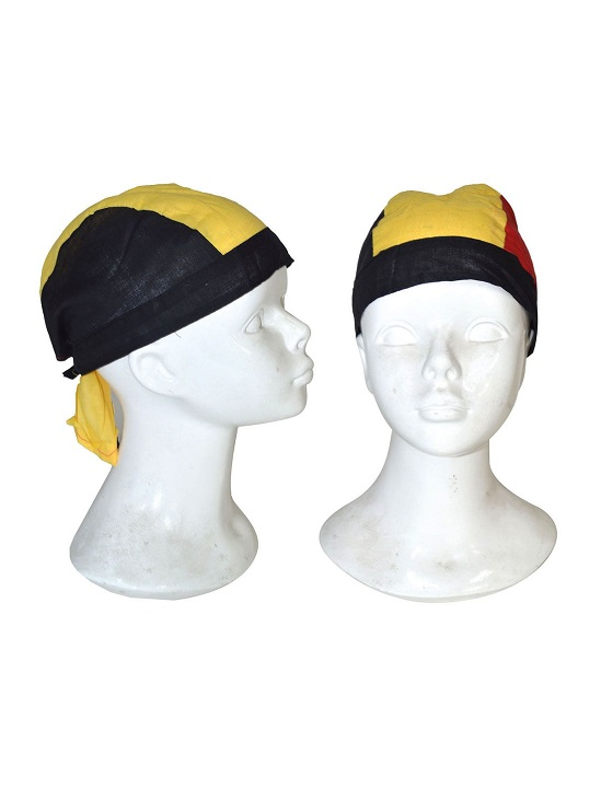 FUNNY FASHION Kostuumaccessoire, Bandana<br>Collectie: Belgium