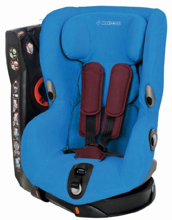 Maxi Cosi Autostoel Groep 1.Hoes Voor Autostoel Blauw Blue Voor Autostoel Groep 1 Maxi Cosi