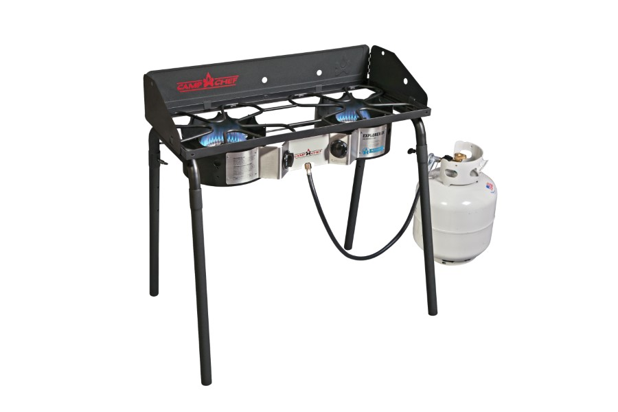 CAMP CHEF Barbecue, Explorer Stove