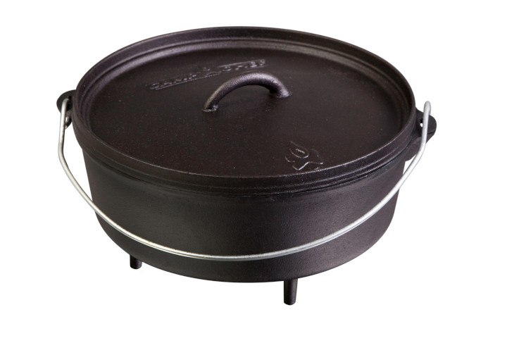 CAMP CHEF Sudderpot, Deluxe Dutch Oven, 3.8 l
