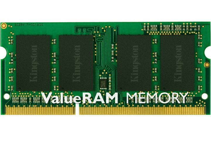 KINGSTON Ram, KINGSTON 2 GB DDR3 SDRAM SO DIMM 204-PIN 1333 Mhz