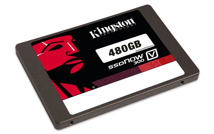 KINGSTON Ssd, KINGSTON SSDNow V300 480 GB