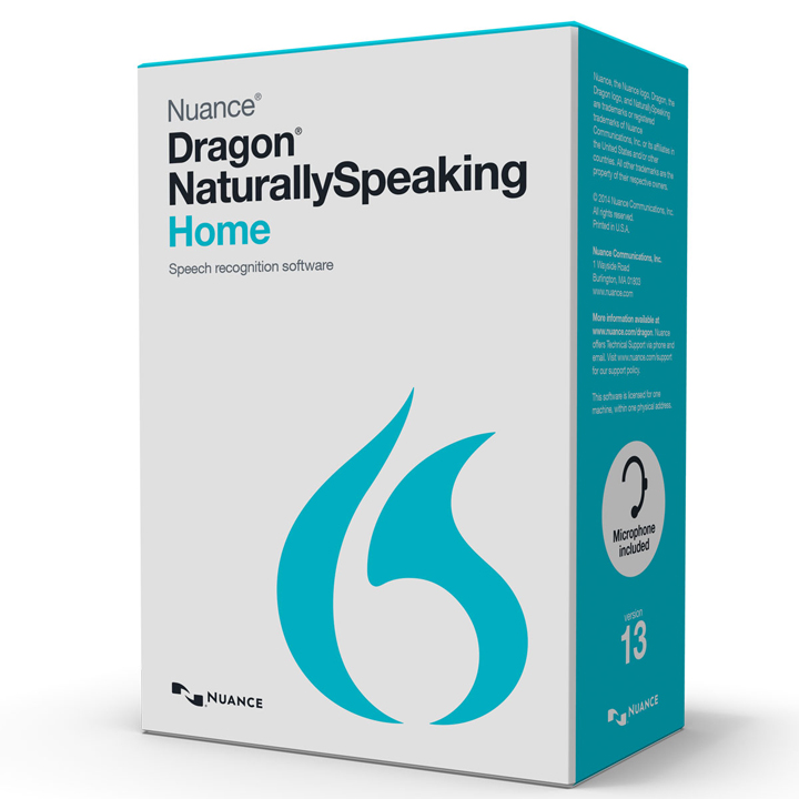ABC SOFT NV Software, Dragon Naturally Speaking Home 13 NL