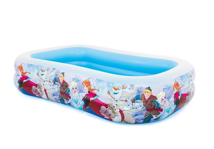 Frozen Zwembad, Swim Center Pool, L 262 x B 175 x H 56 cm