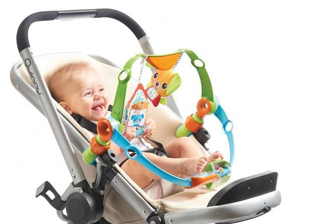 Domo Kussen Baby : Baby u003e speelbogen bij paradisio