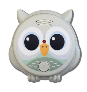 Rookdetector mister owl ref g 297816 paradisio - Rookdetector ontwerp ...