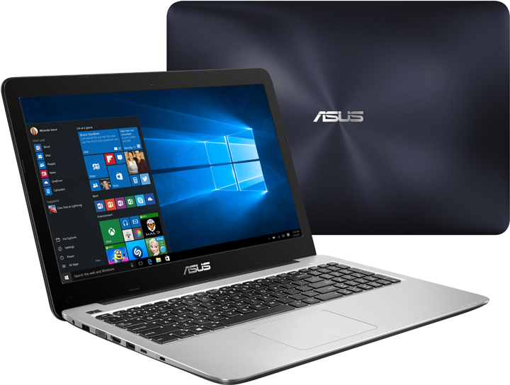 Asus Notebook, Asus X556UQ XX648T-BE