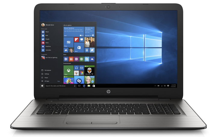 HP Notebook, HP Pavilion 17-y071nb