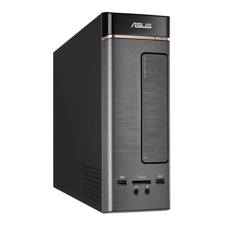 Asus Desktop, ASUS K20CD-BE007T i3-6100 4GB 500GB Win10