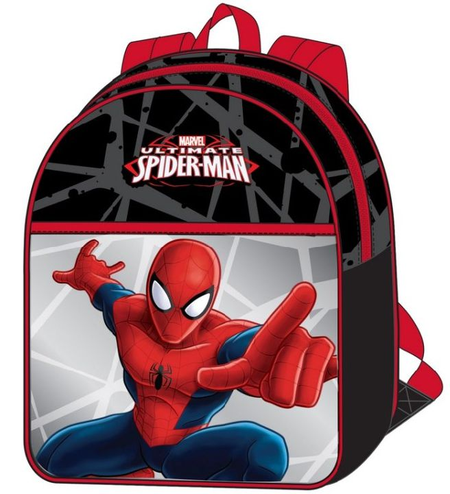 Spiderman Rugzak, Junior, 25 x 31 cm<br>Collectie: Spiderman