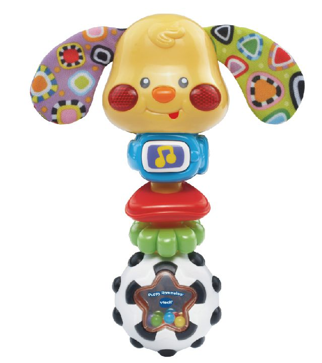 Vtech Activity, Puppy Rammelaar