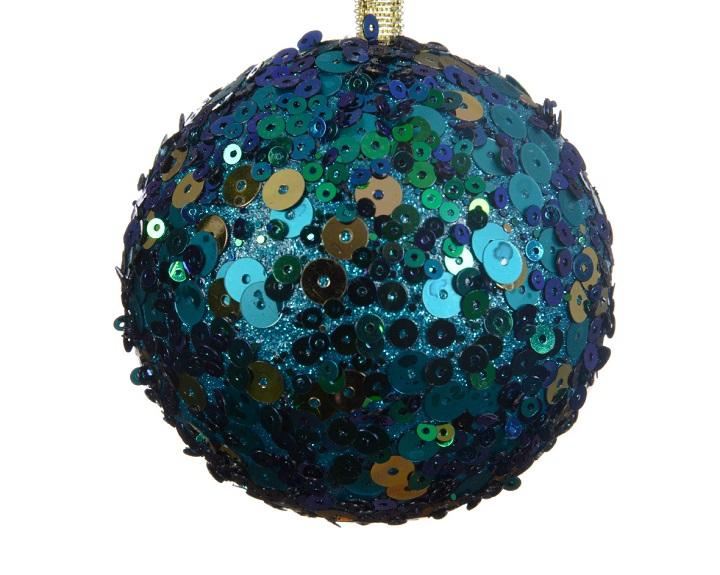 Petrol Blauw Kussens : Kerstbal cm petrol blauw ruw mat glitter stuk s ref u