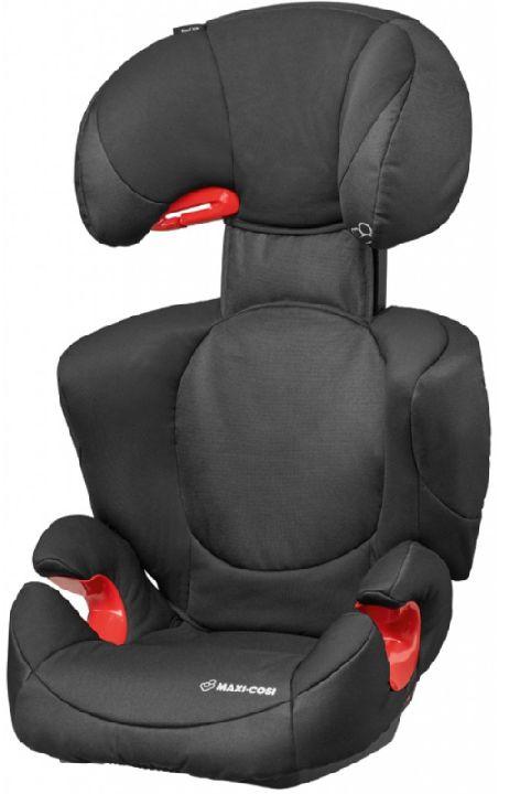 autostoel leeftijd 42 maanden tot 12 jaar rodi xp zwart night black ref 312054 paradisio. Black Bedroom Furniture Sets. Home Design Ideas