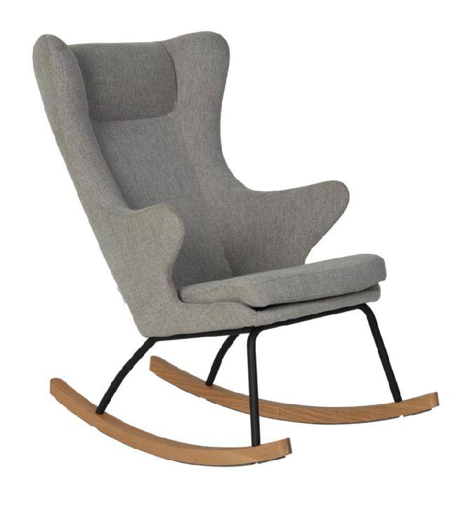 Schommelstoel Op Batterijen.Zetel Schommelstoel Rocking Adult Chair De Luxe Ecru Sand Ref