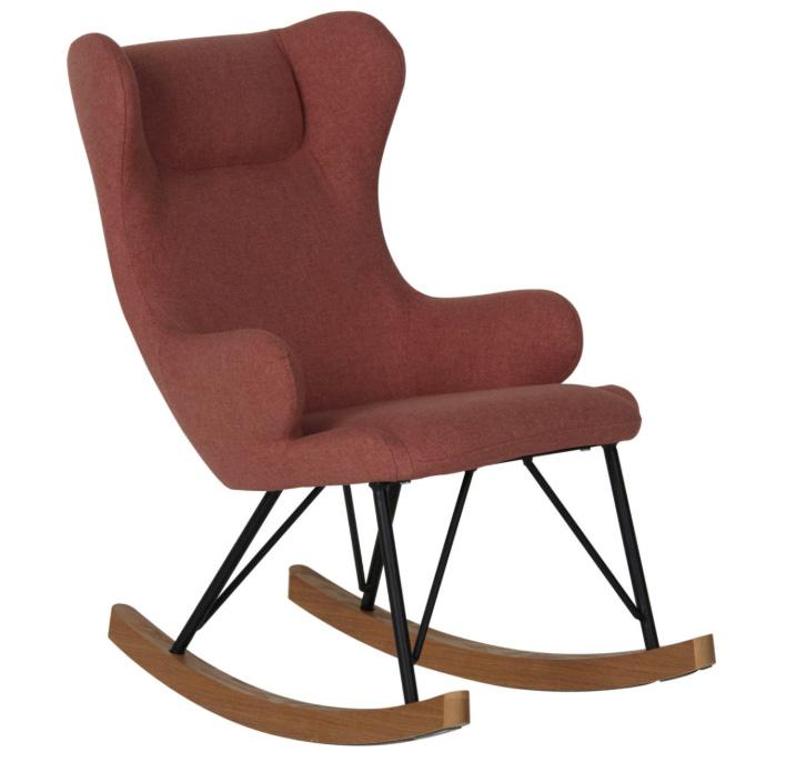 Schommelstoel Op Batterijen.Kinderzetel Schommelstoel Rocking Kids Chair De Luxe Roze Soft